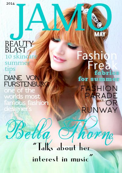 JAMO magazine May 2014