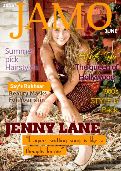 JAMO magazine June 2014