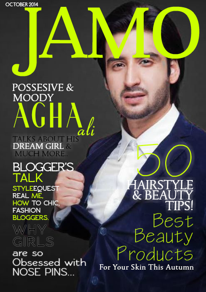 JAMO magazine October issue 2014