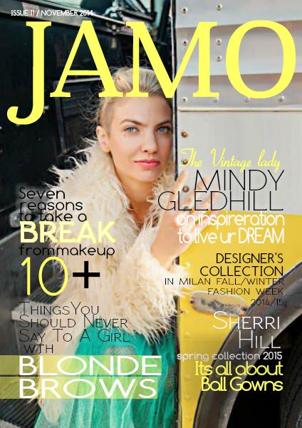 JAMO magazine November 2014/ issue 11