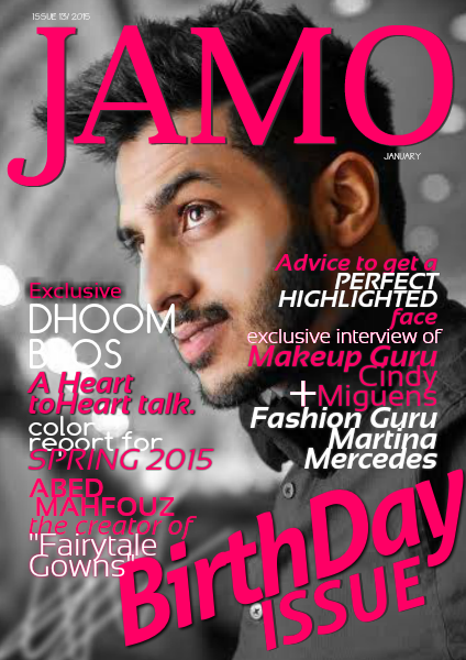 January 2015/ 13th issue special edition