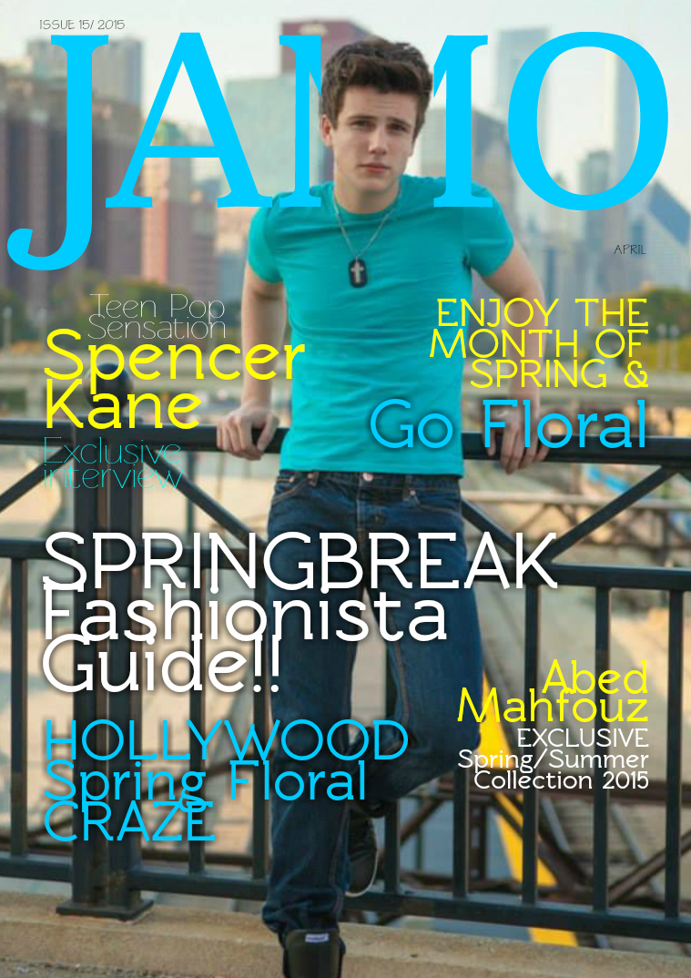 JAMO magazine APRIL 2015/ 16 issue