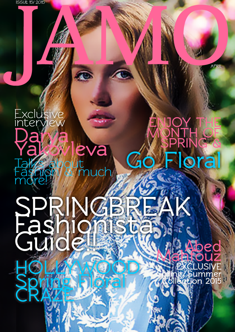 APRIL 2015/ 16 issue