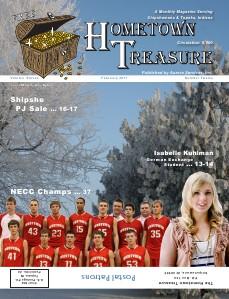 The Hometown Treasure February 2011