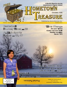 The Hometown Treasure March 2011