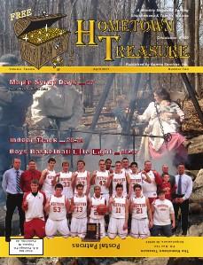 The Hometown Treasure April 2011