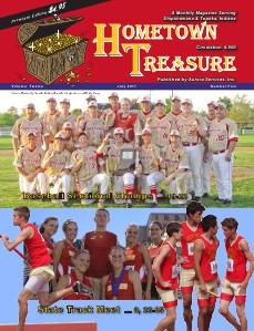 The Hometown Treasure July 2011