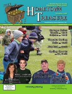 The Hometown Treasure May 2011