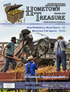 The Hometown Treasure September 2011