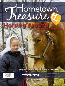 The Hometown Treasure March 2012