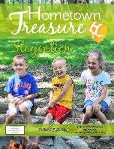 The Hometown Treasure July 2012