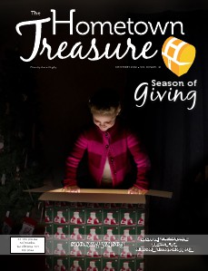 The Hometown Treasure December 2012