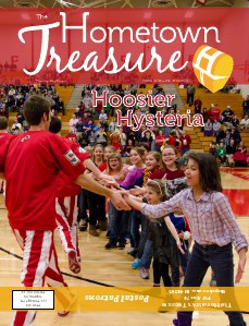 The Hometown Treasure March 2013