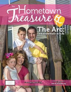 The Hometown Treasure August 2013