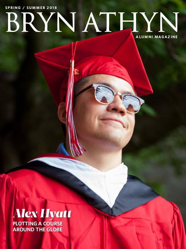 Bryn Athyn College Alumni Magazine Spring/Summer 2018