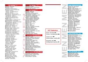 PERFUME LIST 2014 FAMOUS PERFUMES