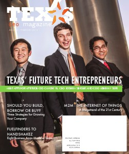 Texas CEO Magazine January|February 2014