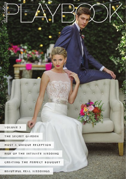 The Wedding Playbook Volume 3