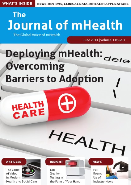 The Journal of mHealth Vol 1 Issue 3 (June 2014)