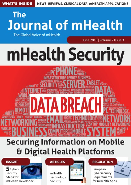 The Journal of mHealth Vol 2 Issue 3 (June 2015)