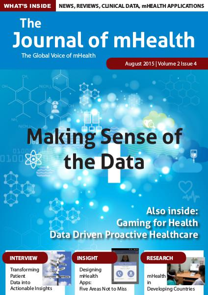 The Journal of mHealth Vol 2 Issue 4 (August)
