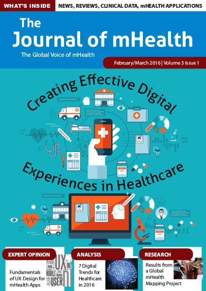 The Journal of mHealth Vol 3 Issue 1 (Feb/Mar 2016)