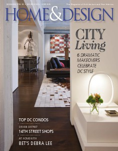 HOME & DESIGN Magazine Late Fall 2013