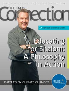 The King's Connection Magazine Volume 23 Number 2//Fall 2012