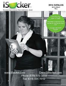 iSucker Fall Wholesale Catalog 2014