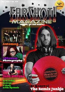 EarShot! Magazine