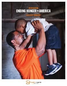 Ending Hunger in America, 2014 Hunger Report Full Report