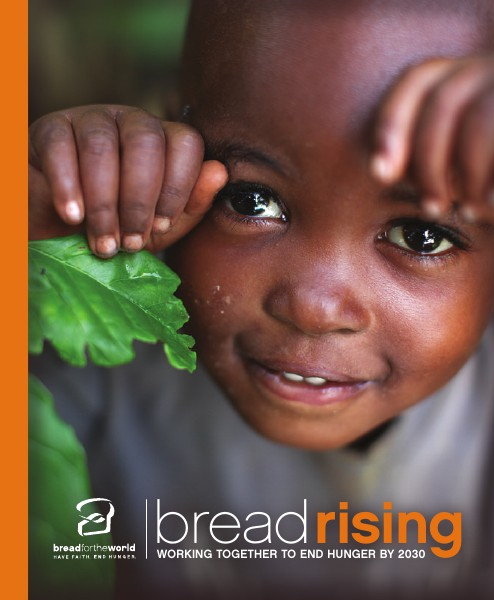 About Bread for the World 40th Anniversary Commemorative Book