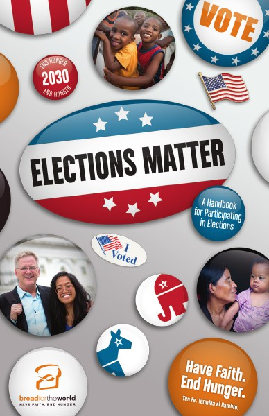 2014 Congressional Elections Elections Matter Booklet