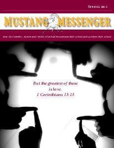 Mustang Messenger Spring 2013