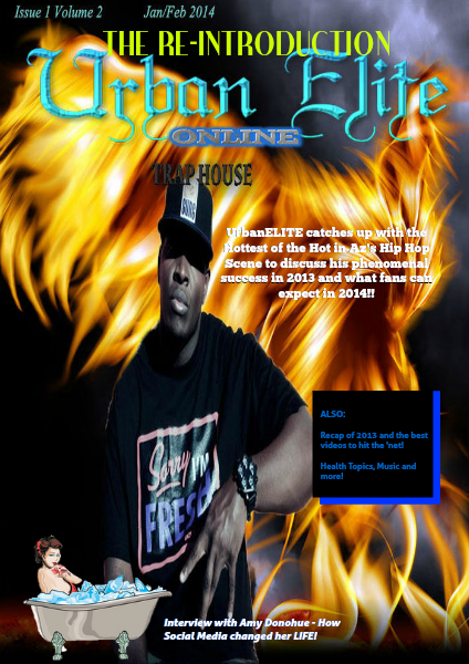 UrbanELITE Magazine Vol. 2 Issue 1