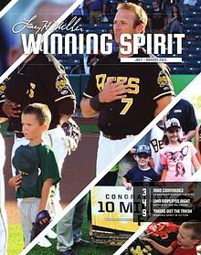 Winning Spirit Magazine July - August 2013