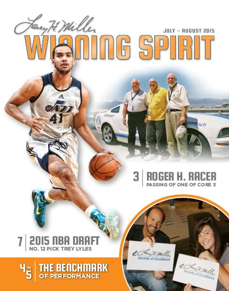 Winning Spirit Magazine July-August 2015