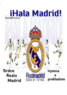 iHala Madrid!