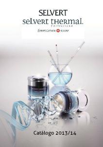 Catálogo Selvert Thermal 2013/14 Novembro