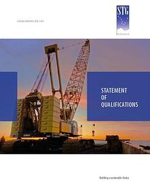 STG Statement of Qualifications