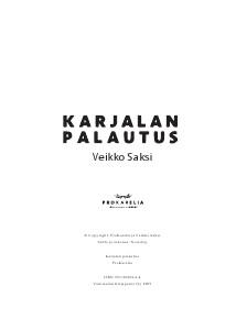 Karjalan win-win -palautuskirjat 3
