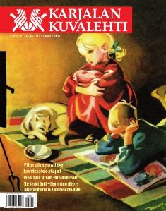 Karjalan Kuvalehti 01/2019 eli numero 37 05