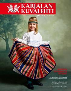 Karjalan Kuvalehti 01/2019 eli numero 37 01
