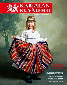 Karjalan Kuvalehti 04/2018 eli numero 36