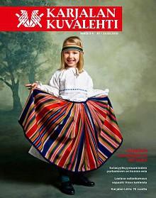 Karjalan Kuvalehti 01/2019 eli numero 37