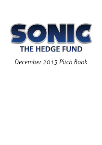 STHF Final Pitch Book 1