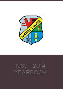 1989 - 2014 Yearbook - SMP MY Bondongan Bogor