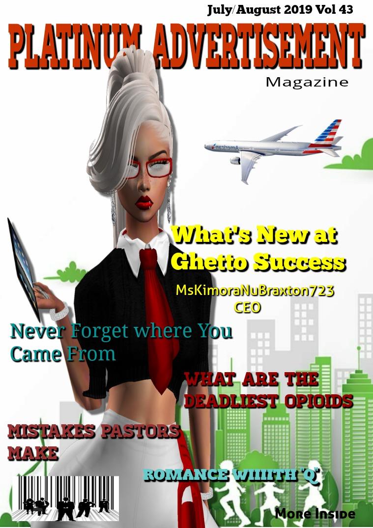 July/August 2019 Vol 43