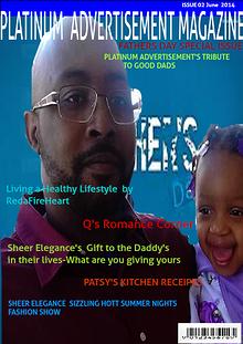 Platinum Advertisement Magazine