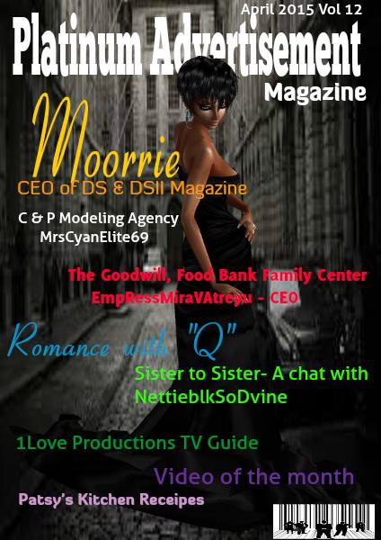 Platinum Advertisement Magazine April 2015 vol 12